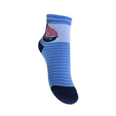 Носки для мальчика с морской тематикой С771 р22-24
